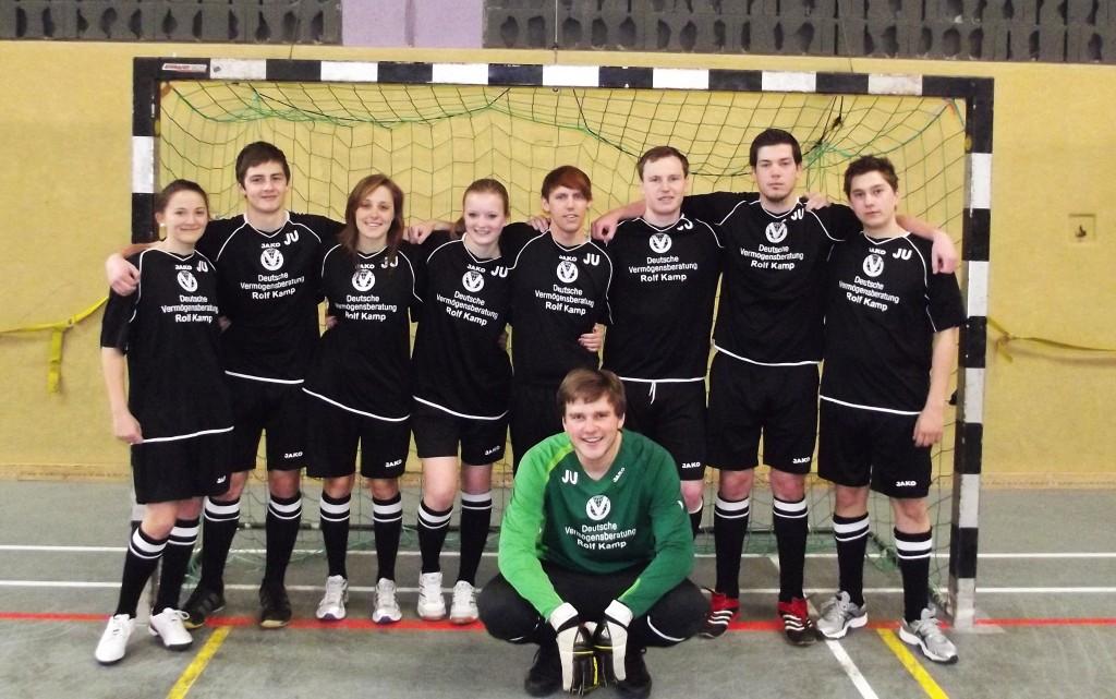 Viele Tore beim Fußballturnier der Jungen Union Langenfeld
