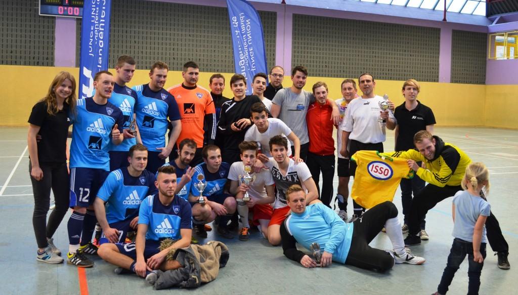 Seit zehn Jahren: JU-Fußballturnier wieder ein Erfolg